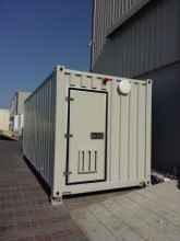 Containerized Shelters